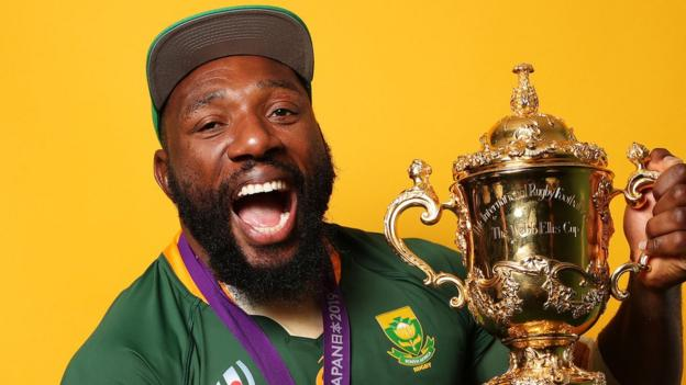 Tendai Mtawarira: South Africa prop retires from internationals after World Cup thumbnail