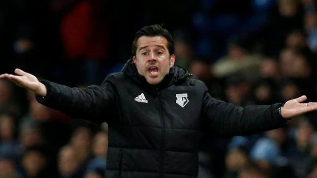 Watford sack Silva and blame Everton's 'unwarranted approach' for poor run