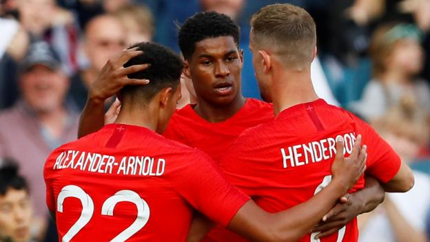 England v Costa Rica  Marcus Rashford played with swagger - Gareth  Southgate - BBC Sport e8b0cd4f1