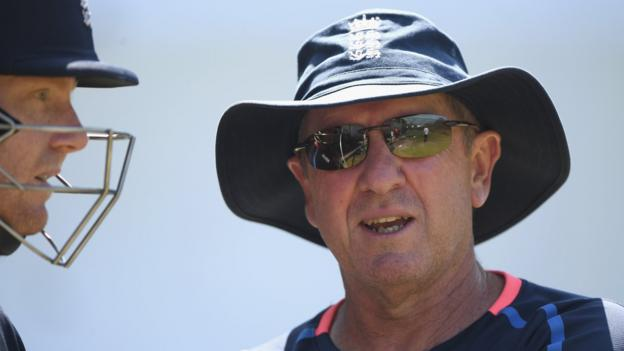 England in West Indies: Trevor Bayliss says tourists must be 'tougher' thumbnail