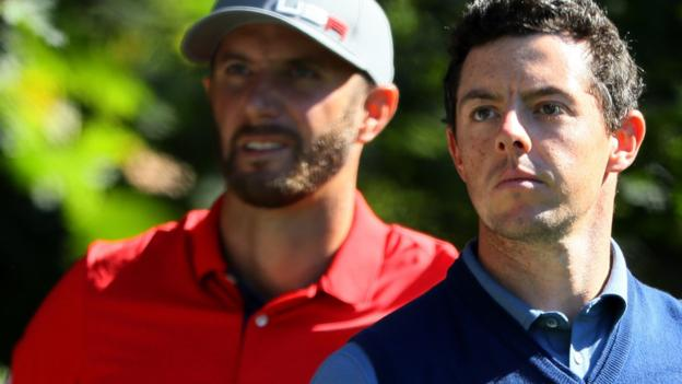 McIlroy, Johnson to feature in virus relief charity match