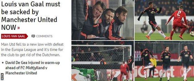 Manchester Evening News story