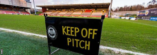 Partick Thistle will vote with the League One clubs following their relegation