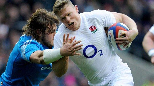 Ashton's last England cap - his 39th - came in June 2014