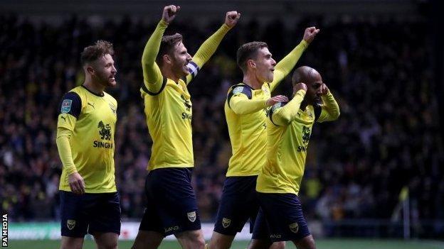 Oxford celebrate