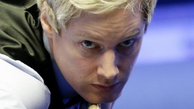 Neil Robertson to face Ronnie O'Sullivan after beating Mark Allen thumbnail