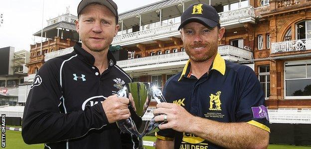 Gareth Batty and Ian Bell