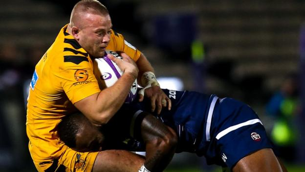 European Challenge Cup: Bordeaux Bègles beat Wasps in thrilling opening fixture in France