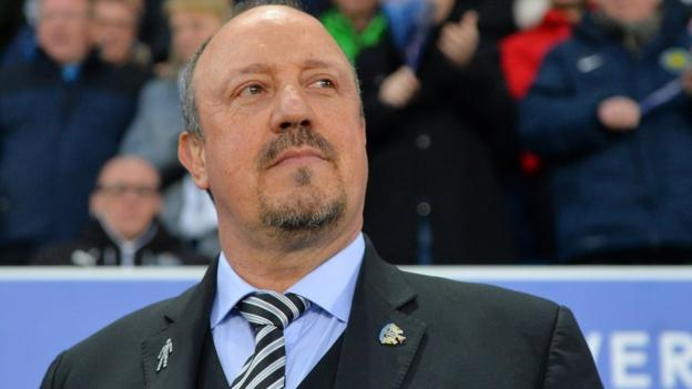 Rafael Benitez: I want to be a manager at 70 and challenge for Champions League again thumbnail
