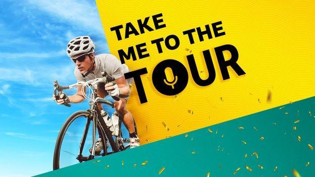 Take me to the Tour