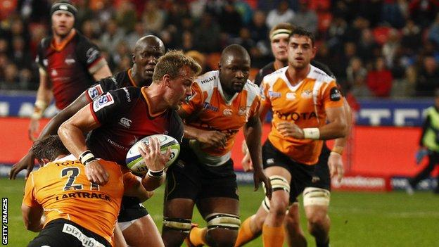 South African teams Cheetahs and Southern Kings joined the Pro14 for the 2017-18 season