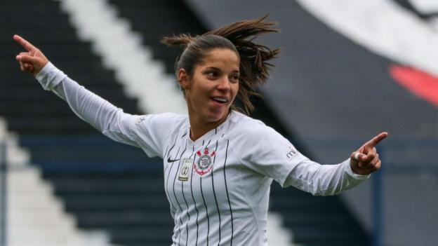 Corinthians women equal world record for number of wins thumbnail