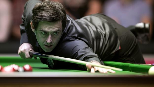 Watch: Masters Snooker - O'Sullivan v Allen