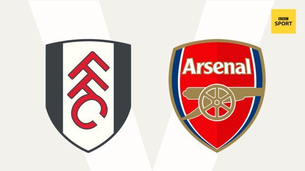 Fulham v Arsenal