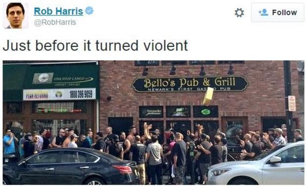 Rob Harris tweet