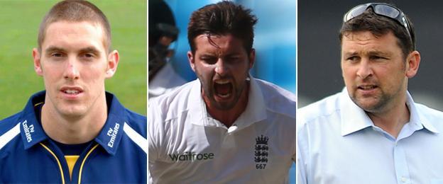 The best looking lad in Ashington? Ben Harmison, Mark Wood or Steve Harmison?