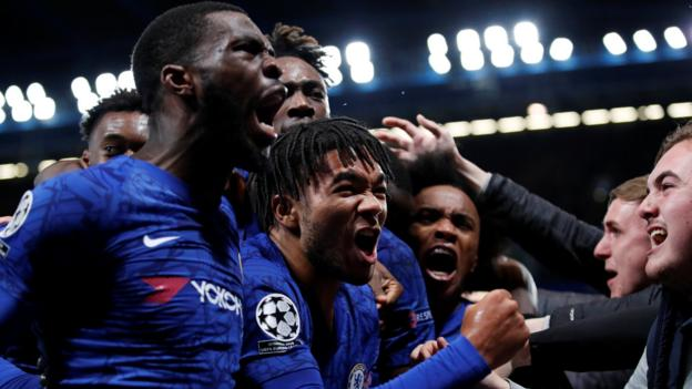 Chelsea 4-4 Ajax: Champions League thriller ends in stunning draw thumbnail
