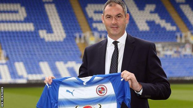 Paul Clement unveiled as new Reading manager