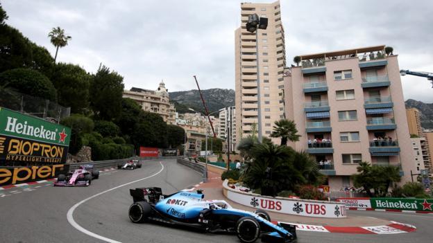 Coronavirus: F1 announces Dutch, Spanish and Monaco GPs are postponed