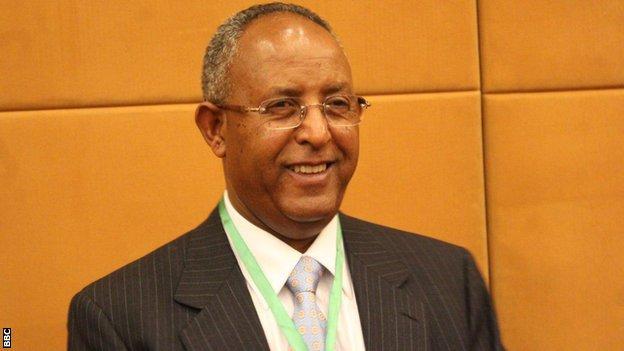 Teka Assefaw
