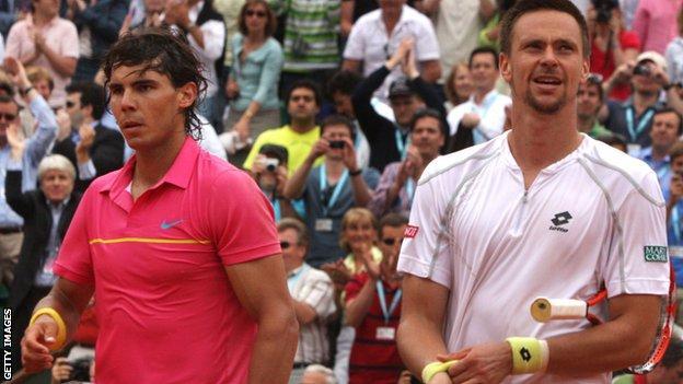 Nadal และ Soderling