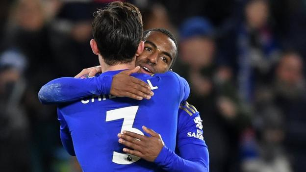 Leicester City 1-0 Birmingham City, FA Cup fifth round: Ricardo Pereira scores late winner