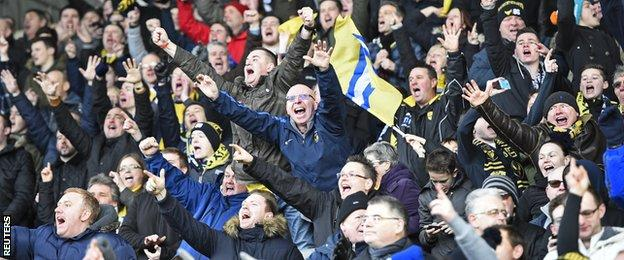 Oxford became the first fourth-tier side to eliminate Premier League opposition from the FA Cup since Swindon beat Wigan in January 2012 (though non-league Luton beat Norwich in 2013)