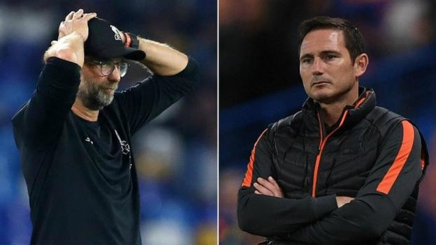 Champions League: A tale of two penalties - Jurgen Klopp & Frank Lampard on losses thumbnail