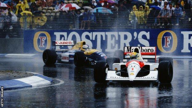 1991 Australian GP