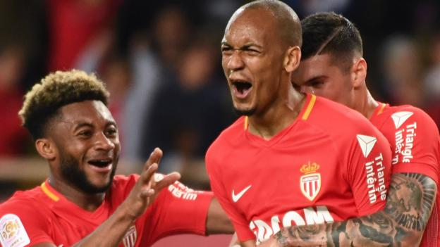 Fabinho: Liverpool close to agreeing deal for Monaco midfielder
