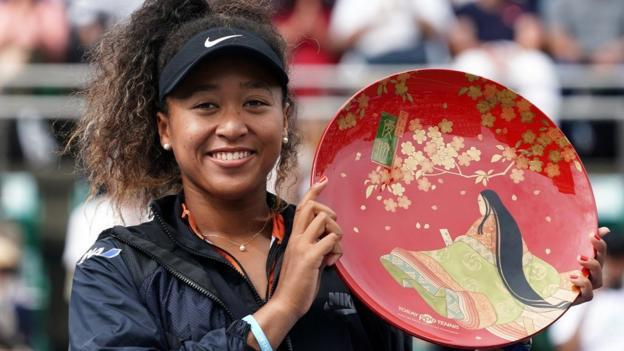 Naomi Osaka wins Pan Pacific Open by beating Anastasia Pavlyuchenkova thumbnail