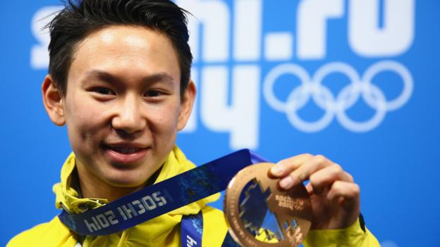 Denis Ten: Sochi Olympic bronze medallist dies of stab wound in Kazakhstan thumbnail