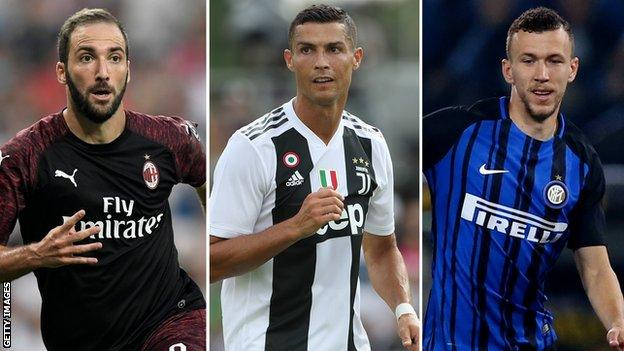 Cristiano Ronaldo Can Juventus Star Restore Serie A To Its Former Glory Bbc Sport