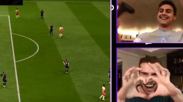 Paulo Dybala and Gareth Bale