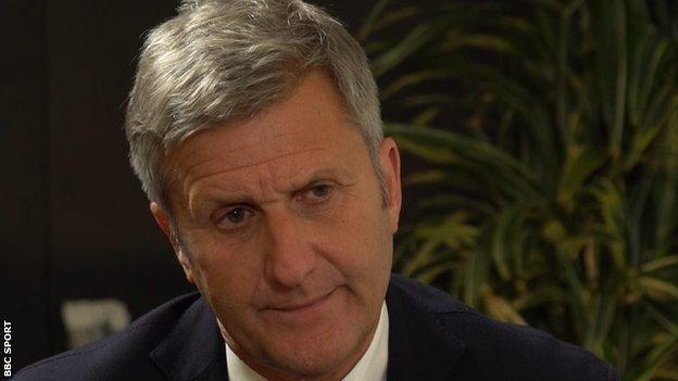 Dr Richard Freeman interviewed by BBC Sport