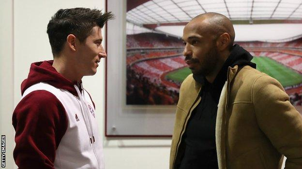 Robert Lewandowski: Bayern Munich star on Thierry Henry, Jurgen Klopp and  early rejection - BBC Sport