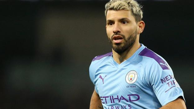 Sergio Aguero: Pep Guardiola still hopes striker will stay at Man City thumbnail