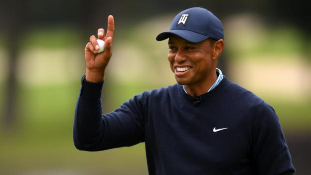 Tiger Woods picks himself for Presidents Cup as one of four wildcards