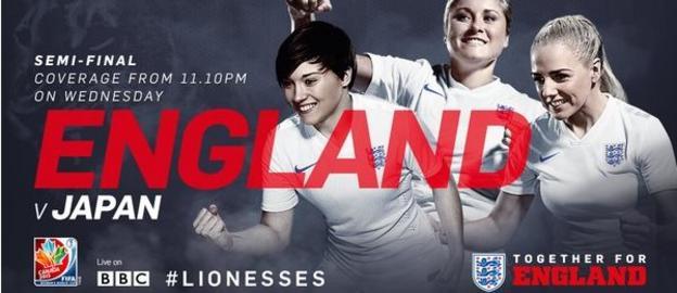 England women poster