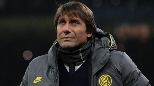 Antonio Conte: Inter Milan cancel news conference after paper prints 'offensive letter' thumbnail