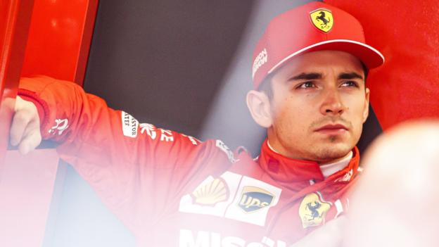 Charles Leclerc: Ferrari driver wants 'explanation' after early qualifying knockout thumbnail