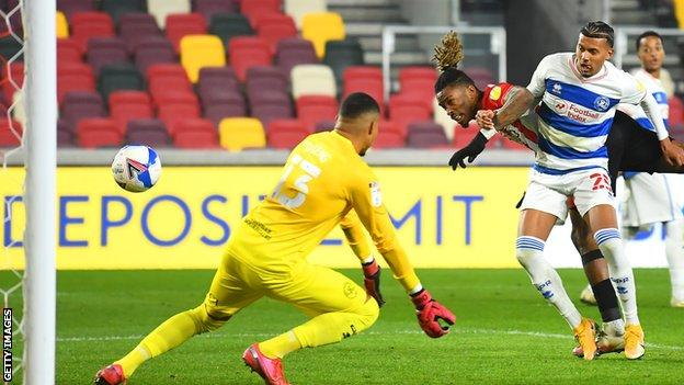 Ivan Toney goal