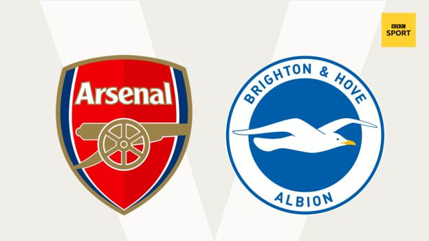 Arsenal v Brighton