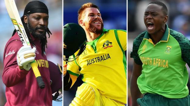 The Hundred: Chris Gayle, David Warner & Steve Smith star in main draft