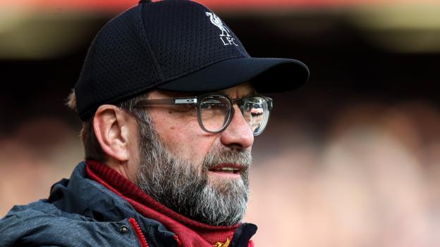 Jurgen Klopp: Liverpool boss rejects Champions League expansion claims thumbnail