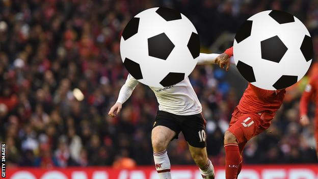 Hidden identity Man United v Liverpool