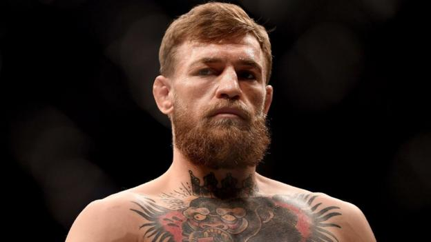 Conor McGregor: UFC star arrested in Miami for allegedly smashing fan's phone thumbnail