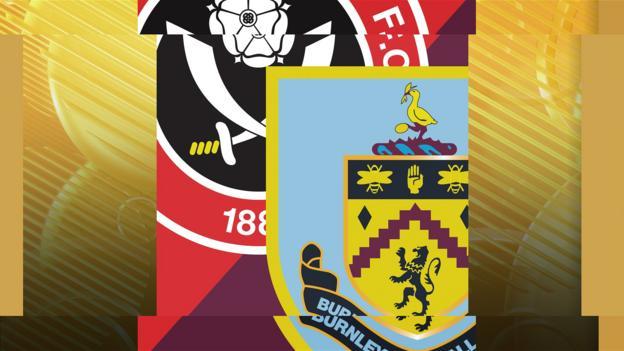 Sheff Utd v Burnley