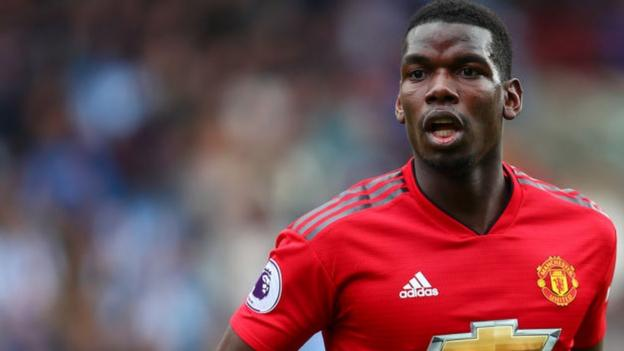 Paul Pogba: Man Utd midfielder says 'now could be good time to leave' thumbnail