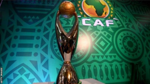 Caf Champions League trophy  African Champions League semi-final: Ahly beat Wydad 2-0 in first leg | Daily's Flash  114950626 gettyimages 1075386088  African Champions League semi-final: Ahly beat Wydad 2-0 in first leg | Daily's Flash  114950626 gettyimages 1075386088